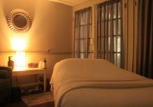 Reiki massage suite