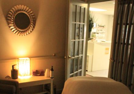 Additional massage suite